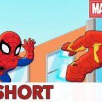 821 Marvel Super Hero Adventures | EP13 Mine! | MARVEL HQ