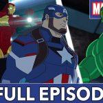 1203 Avengers Battle Super Adaptoid!   Marvel's Avengers Assemble S3 Ep1   Adapting to Change