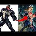 1360 Marvel & Dc Superheroes Characters Gender Swap Version