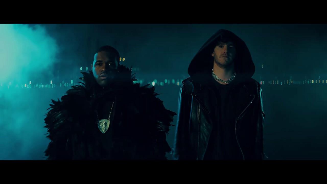 2524 NGHTMRE & A$AP Ferg - REDLIGHT (Official Video) [Ultra Music]