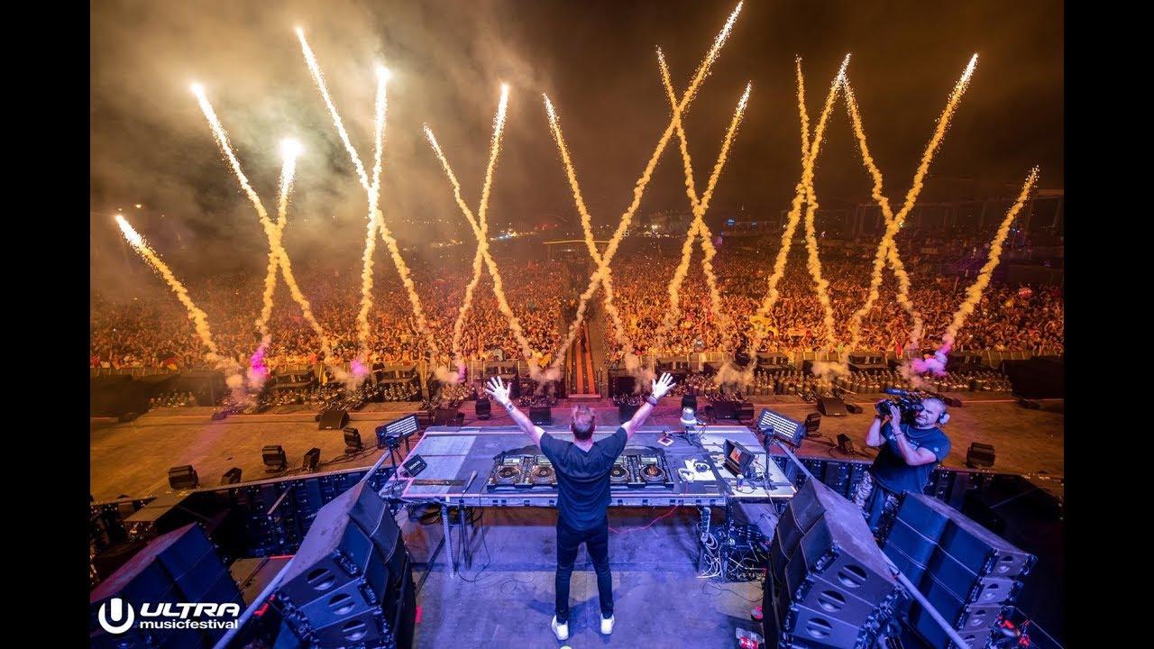 2552 David Guetta Miami Ultra Music Festival 2019