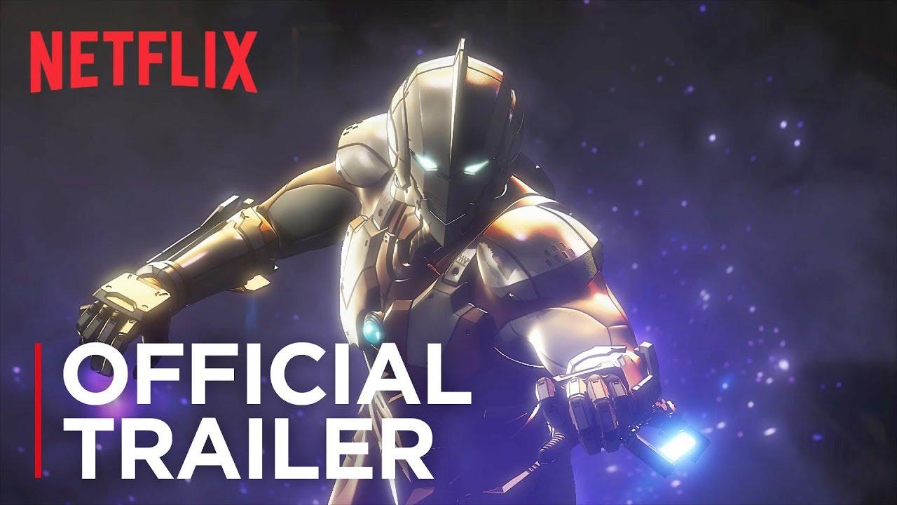 6410 Ultraman | Official Trailer [HD] | Netflix