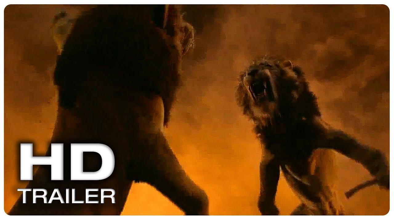 The Lion King Simba Vs Scar Fight Scene Trailer New 2019