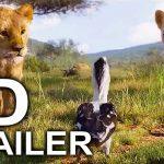 10598 THE LION KING Simba & Nala Wedding Trailer (2019) Disney Live Action Movie HD