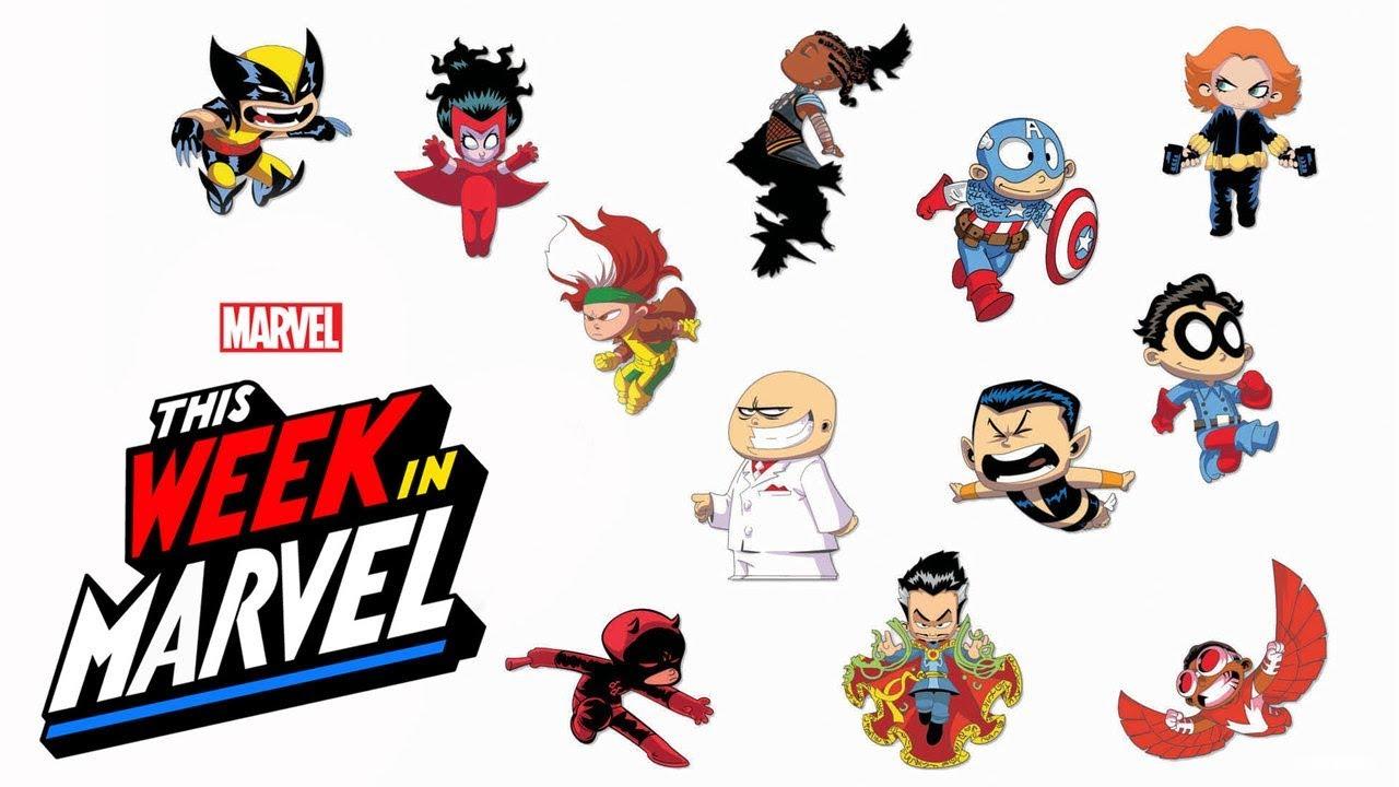 11599 Marvel's SDCC 2019 Merch!