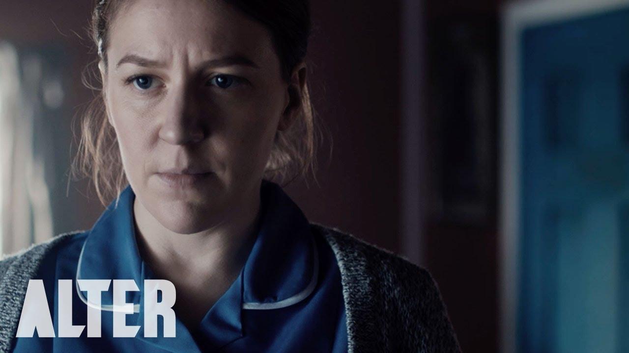 """15597 Horror Short Film """"The Blue Door""""   ALTER Exclusive   BAFTA nominee"""