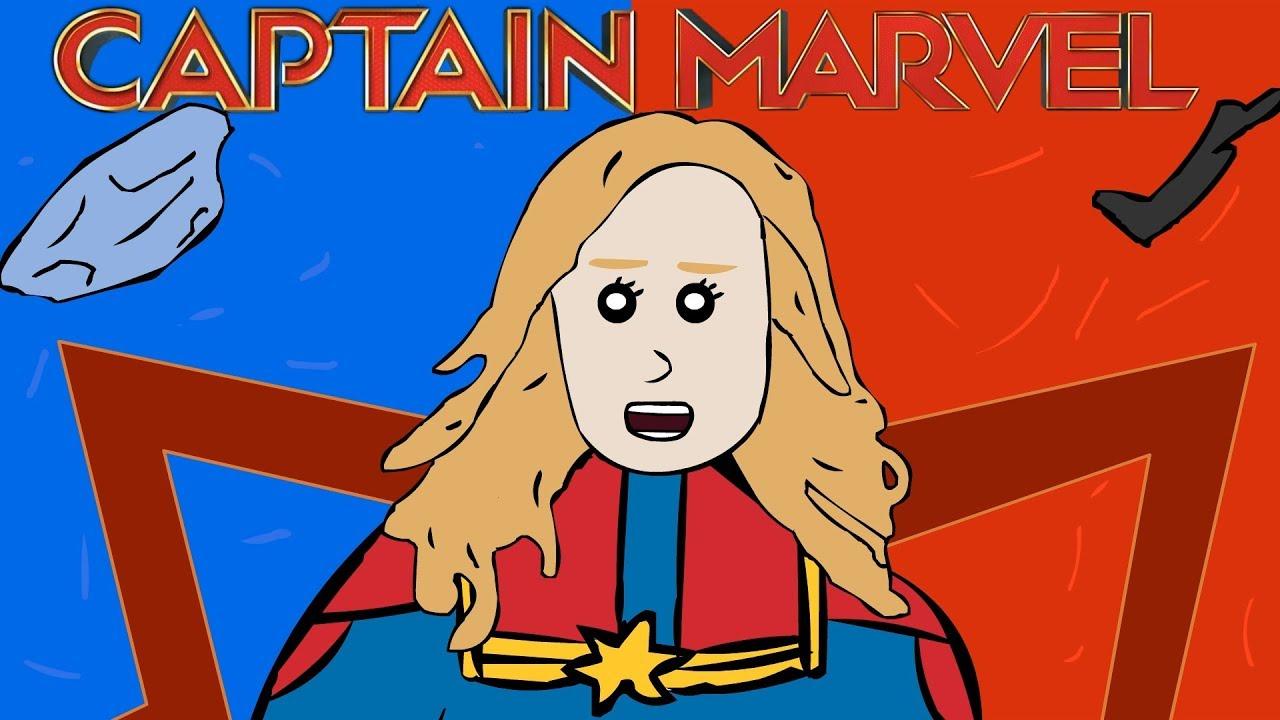 18885 Captain Marvel - Animated Parody