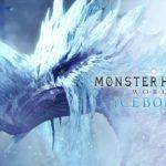 19868 Monster Hunter World: Iceborne - Old Everwyrm Trailer