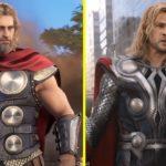 21571 Marvel's Avengers Game vs Movie Comparison