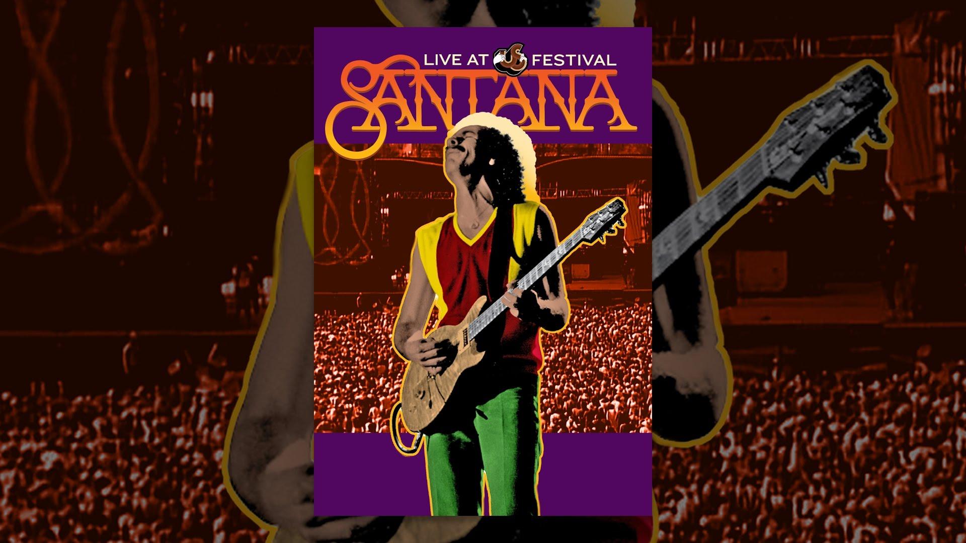 22794 Santana: Live at US Festival