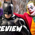 23683 Batman Christian Bale Reacts To The Joker Movie - NO SPOILERS Joker Review