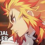 "25270 Kimetsu no Yaiba: Demon Slayer Movie ""Infinity Train"" Trailer - Official PV 2"