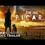 25619 Star Trek: Picard | SDCC Trailer - Sir Patrick Stewart Returns