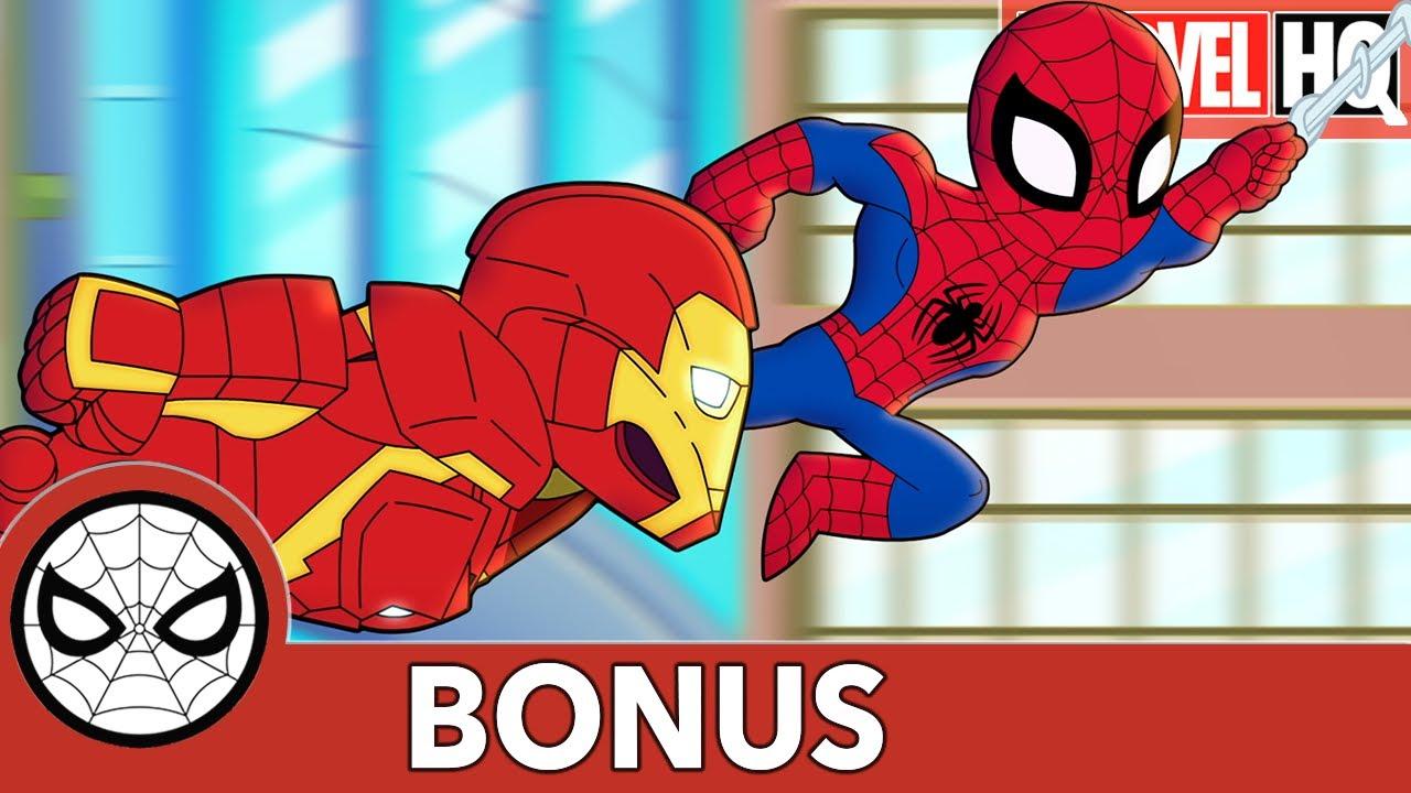 27030 Meet Iron Man! | Marvel Super Hero Adventures | BONUS CLIP