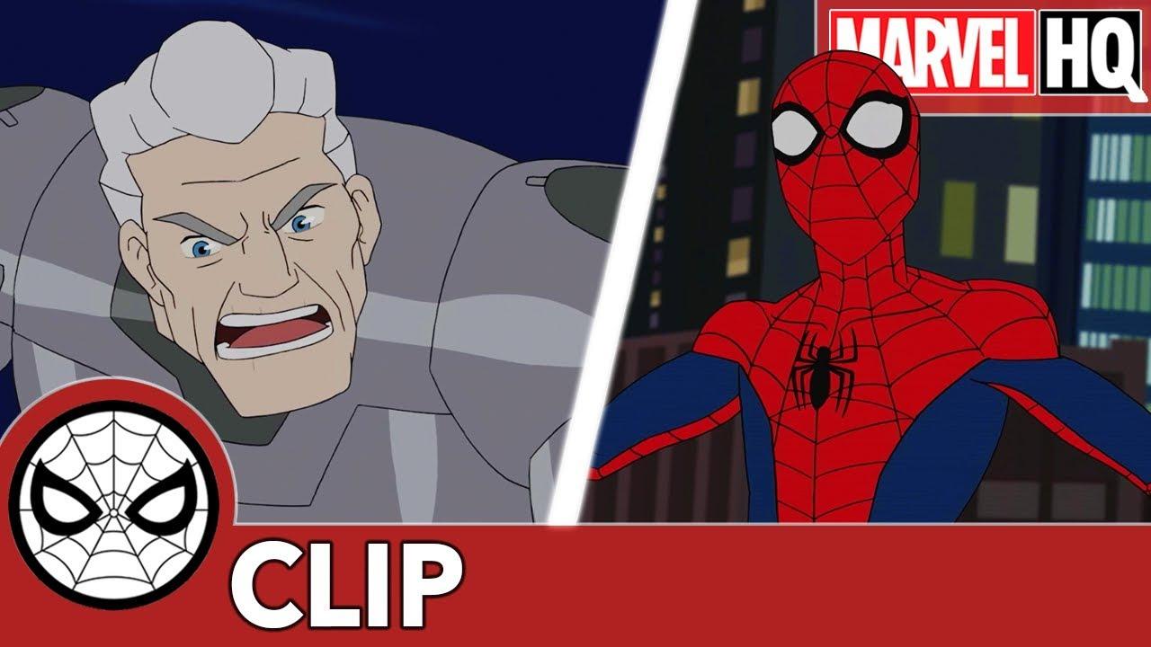 """27082 SNEAK PEEK - Cyber Goblins Attack! Marvel's Spider-Man - """"Goblin War—Part Three"""""""
