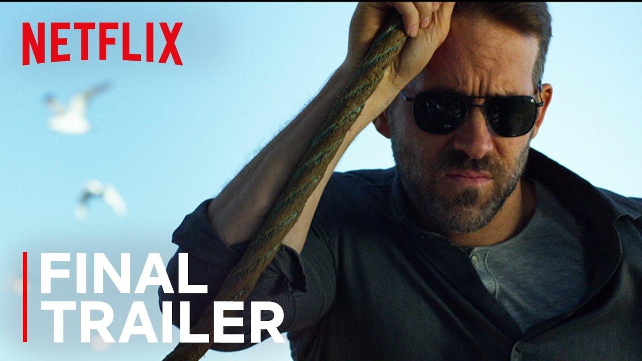 28101 Final Trailer | 6 Underground starring Ryan Reynolds | Netflix