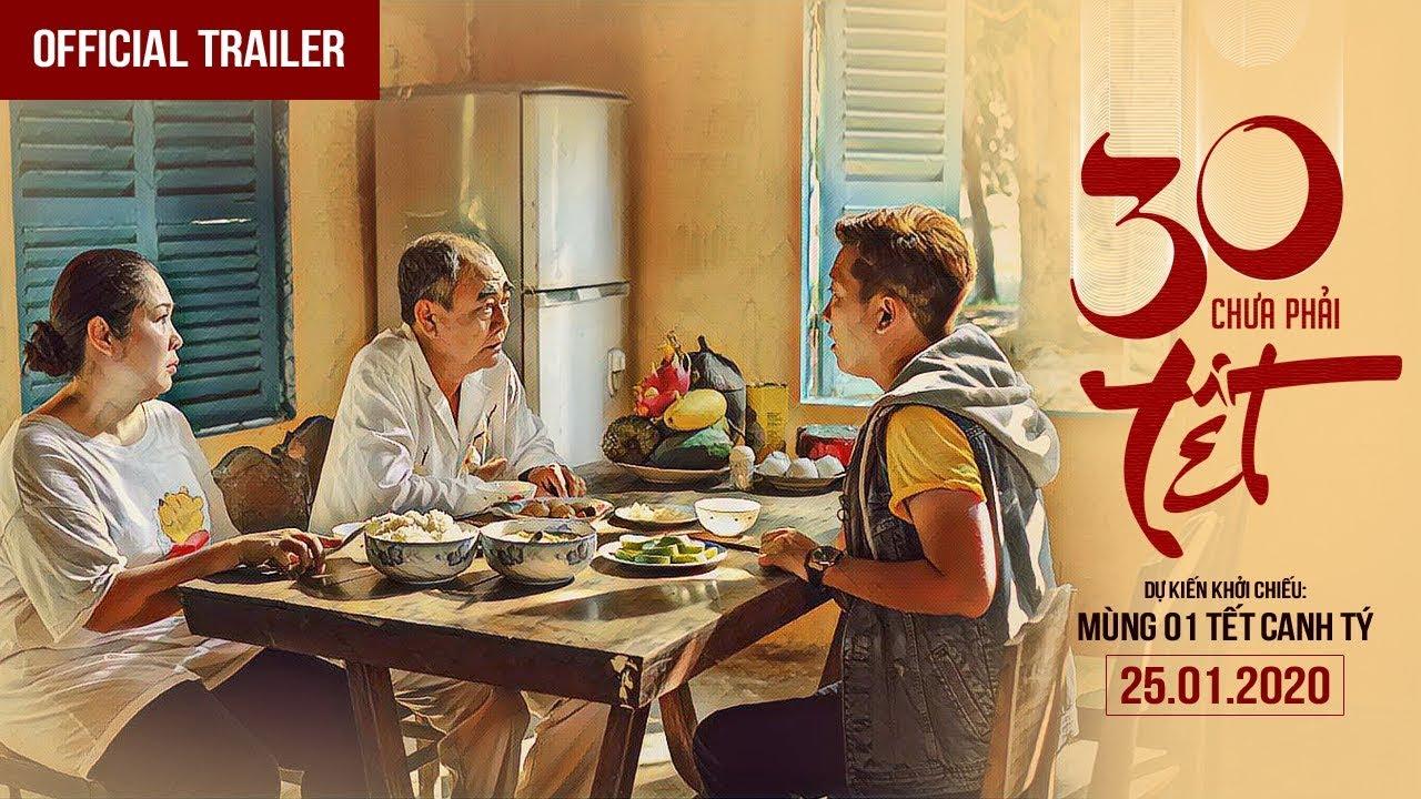 29100 30 Chưa Phải Tết   Trailer   Phim Tết 2020   Trường Giang, Mạc Văn Khoa