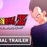 30049 Dragon Ball Z: Kakarot - Official Vegeta Trailer (English Dub)
