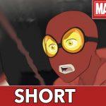 30118 Spidey Wrestles With New Power!   Marvel's Spider-Man: Origin 5- Experimentation   SHORT