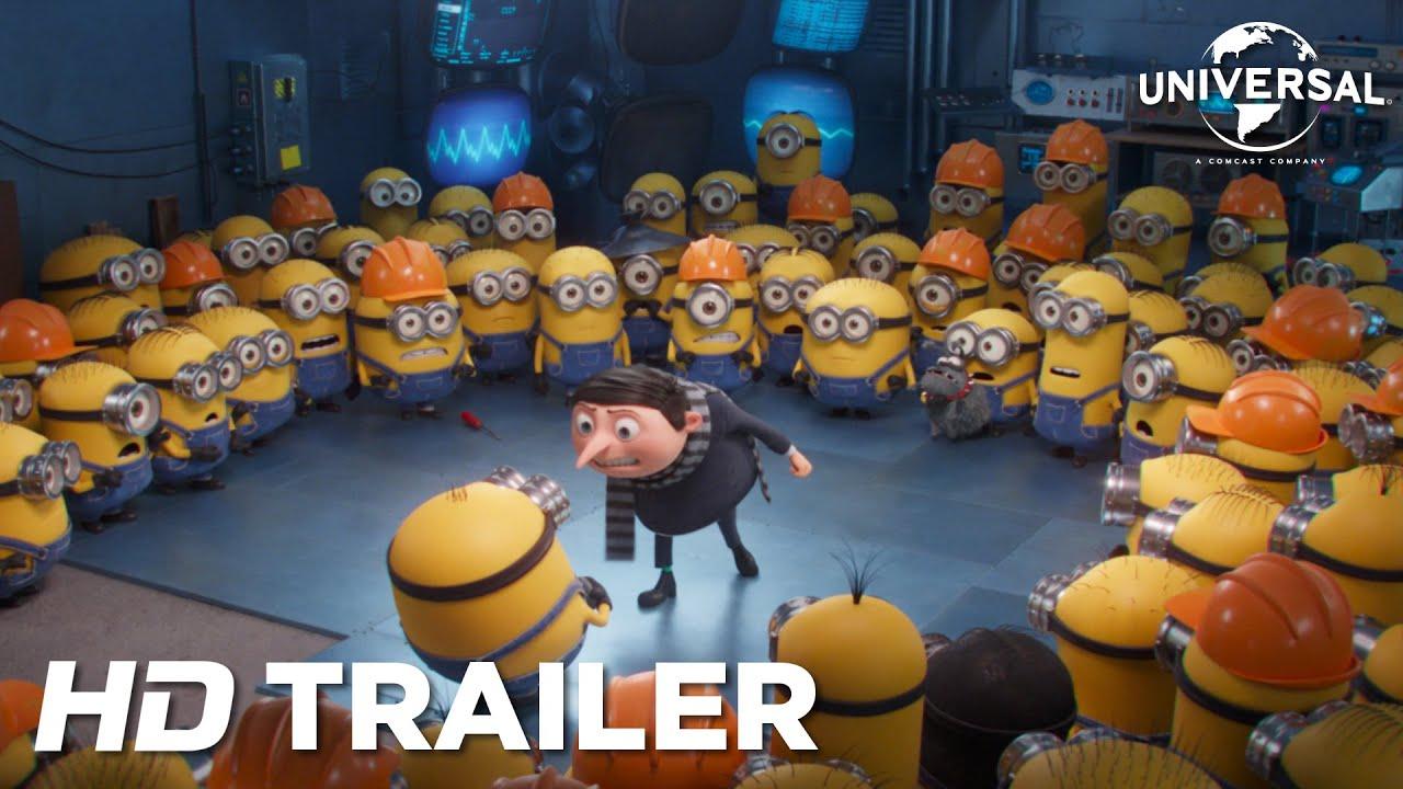 31282 Minions 2: A Origem de Gru – Trailer Oficial (Universal Pictures) HD