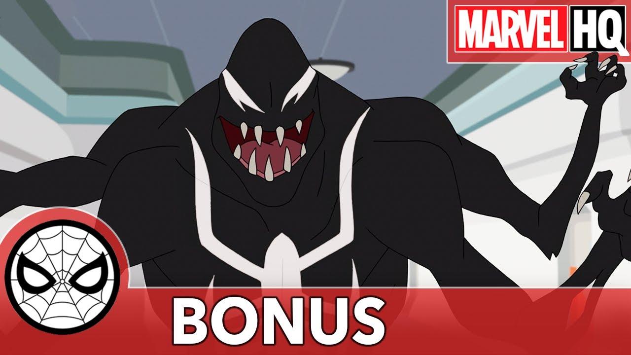 32329 Top 10 Venom Attacks | Best of Venom | Marvel's Spider-Man