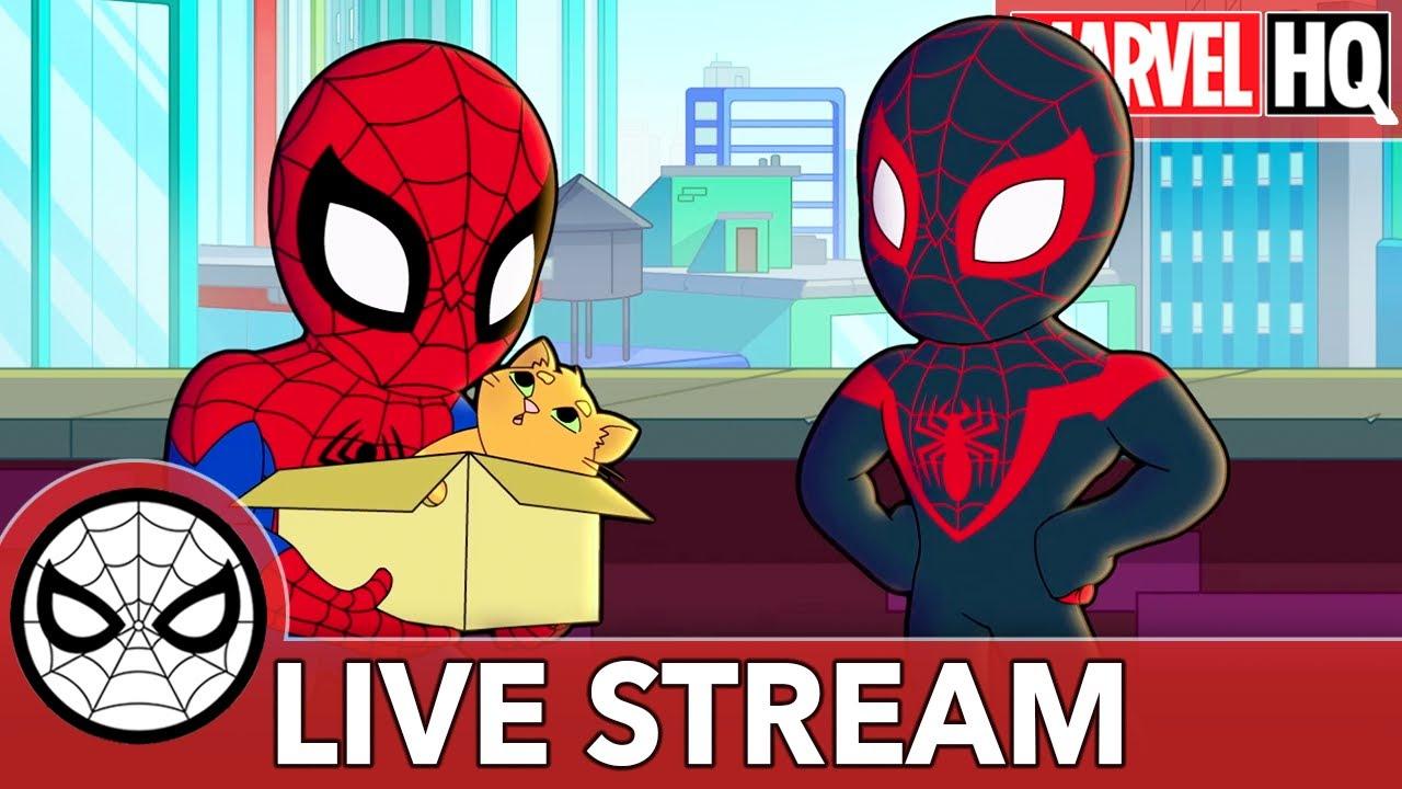 32325 Marvel Super Hero Adventures Live Stream | Marvel HQ Marathon