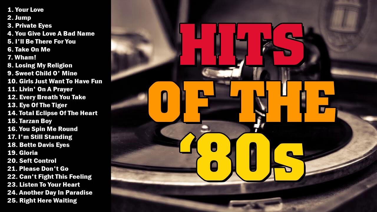 33311 80s Greatest Hits - Best Oldies Songs Of 1980s - Oldies But Goodies #2