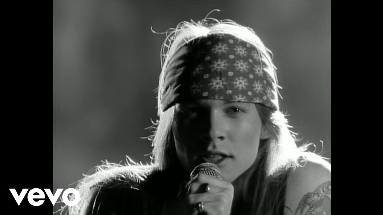 39912 Guns N' Roses - Sweet Child O' Mine (Official Music Video)