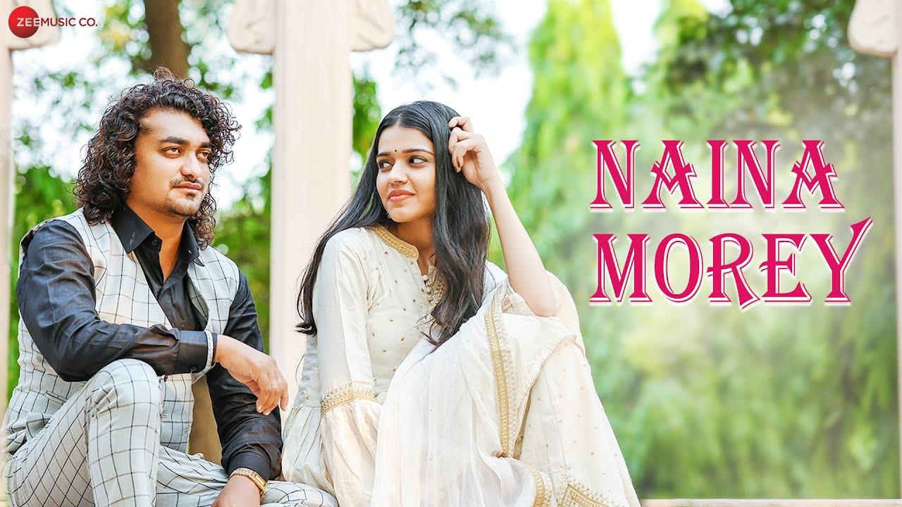 41799 Naina Morey - Official Music Video | Sabir Khan Jaipur Gharana | Ibtisaam